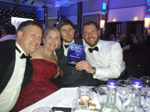 ETB with the Ecommerce Award