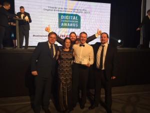 Digital Six DEA 2015 Winners