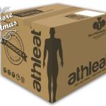 Silver Christmas Box