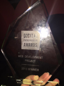Project of the Year Award