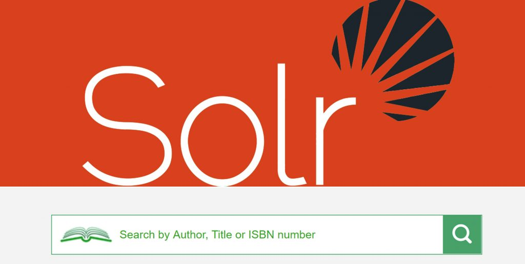 Developing With Solr Integration For Bookdonors