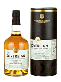 The Whisky Barrel The Sovereign