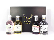 Whiski Edinburgh gin hamper