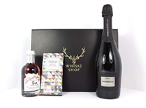 edinburgh gin and prosecco hamper