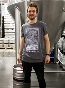 Tempest Brewery Co t-shirt