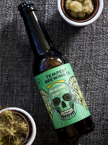 Tempest Brewing Co Ancho Dark Lager