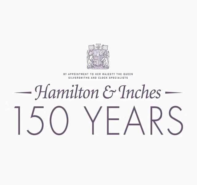 Hamilton & Inches Timeline