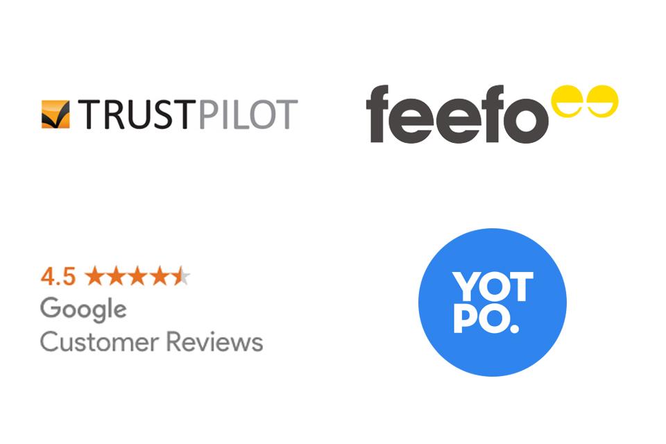 Review platform integration