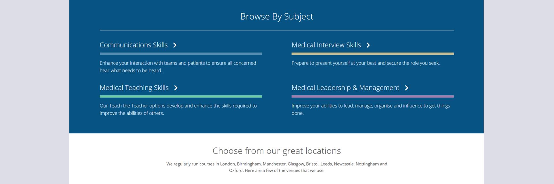 Oxford Medical Training screenshot