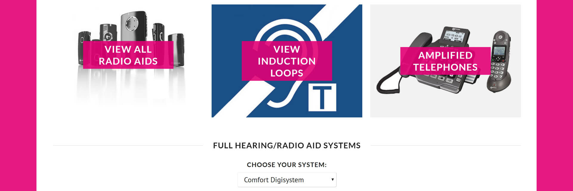 iHear Assistive Hearing Devices