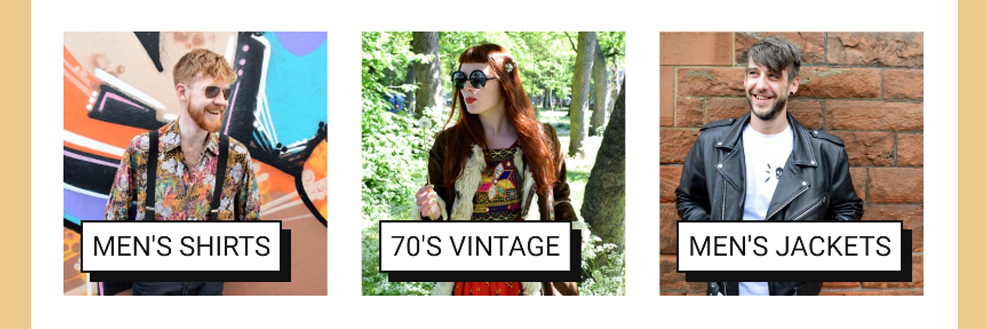 Armstrongs vintage website