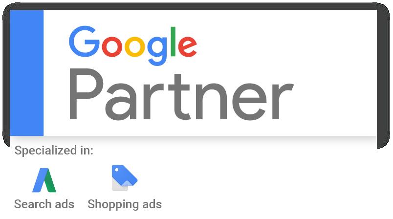 Digital Six is A Certified Google Agency Partner