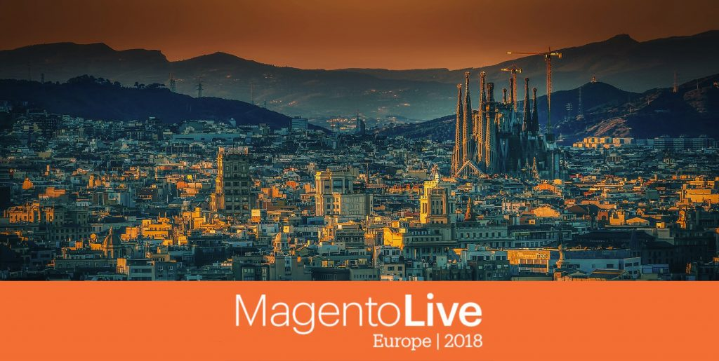 MagentoLive Europe 2018 Blog