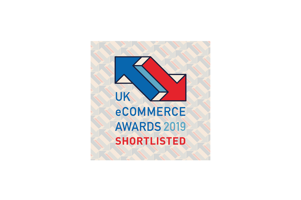 UK Ecommerce Awards 2019 Finalist