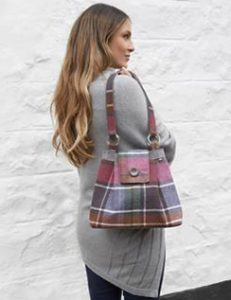 DAMSON TWEED AVA BAG