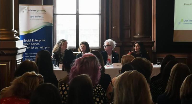 IWD 2019 Panel