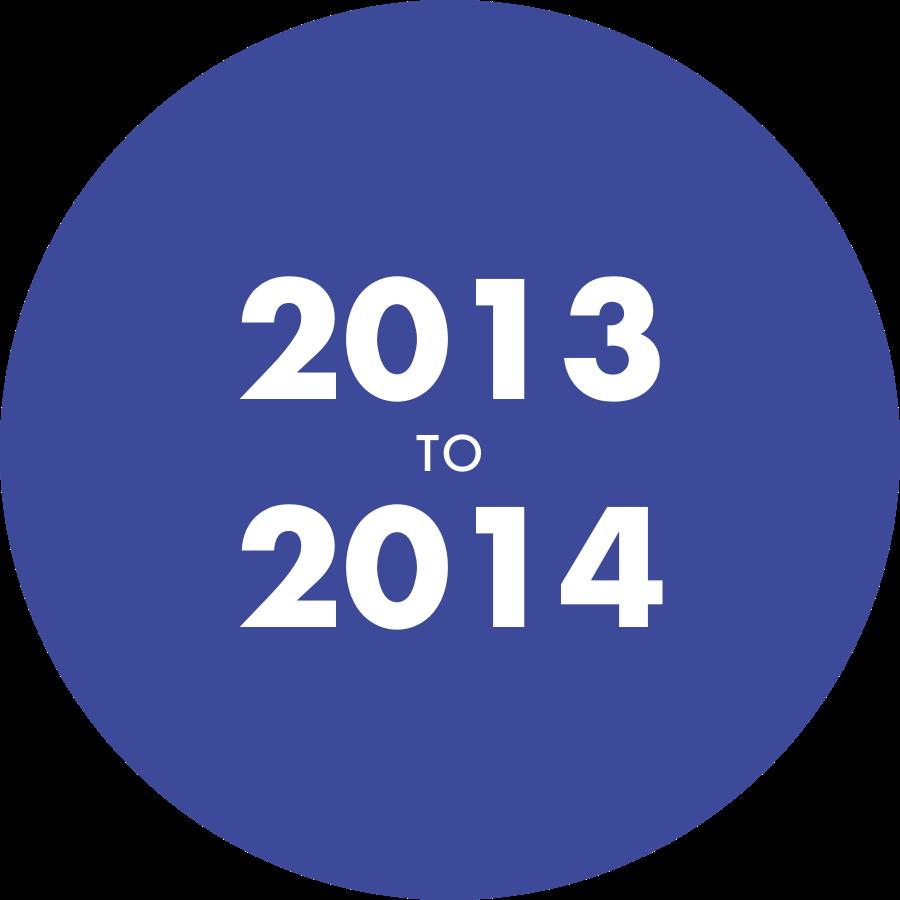 Digital Six 2013 to 2014