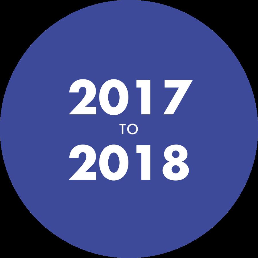 Digital Six 2017 to 2018