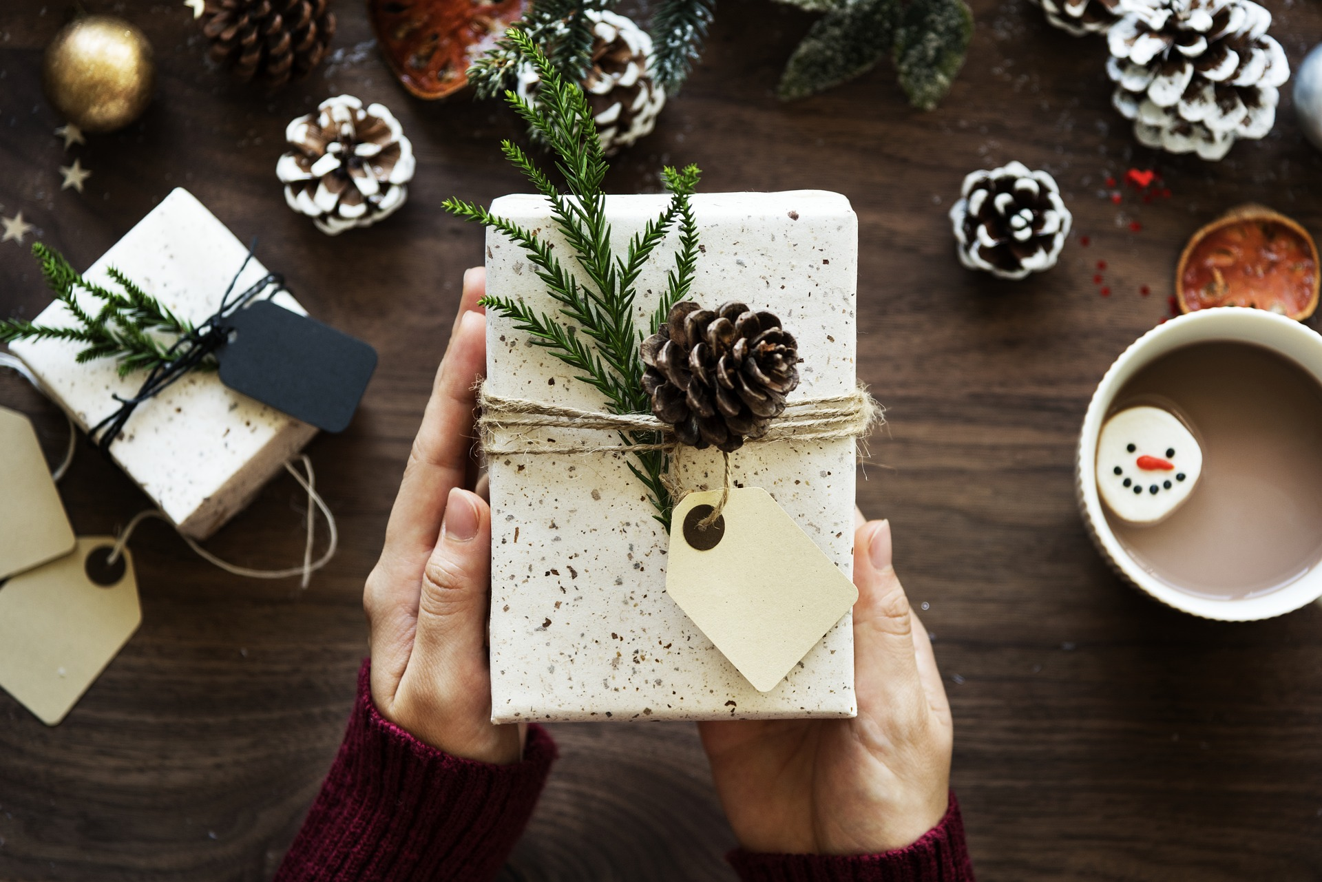 Christmas Client Blog Cover