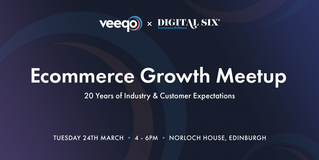 Ecommerce Growth Meet-up with Veeqo