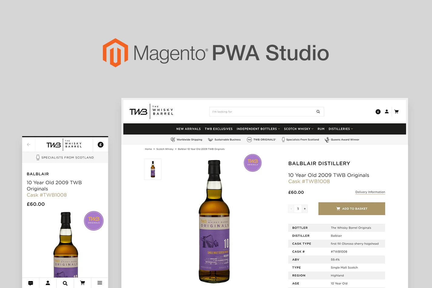 Magento PWA Studio PWA Development by Digital Six