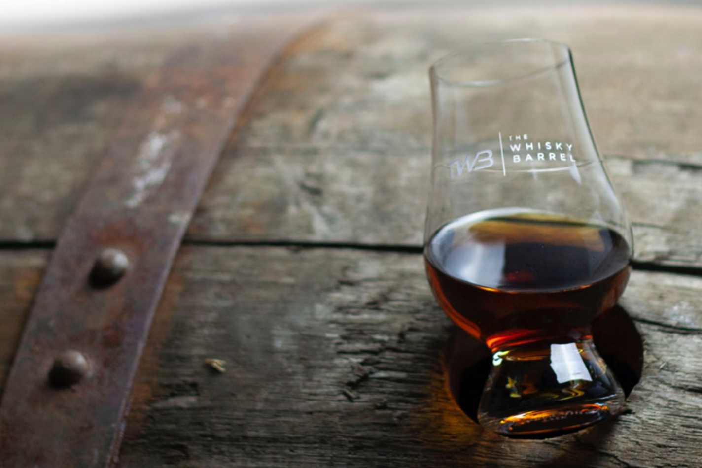 The Whisky Barrel Progressive Web App