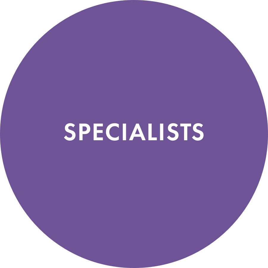 We are Specialists - Digital Six