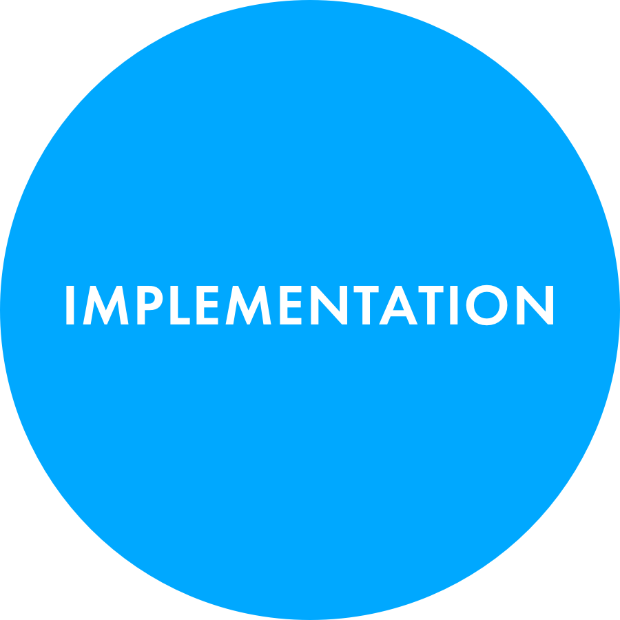 We are Implementers - Digital Six