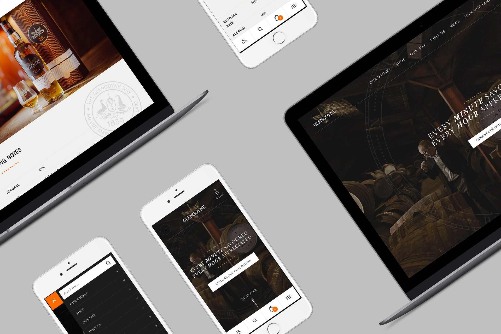 Ecommerce Design Improvements by Digital Six