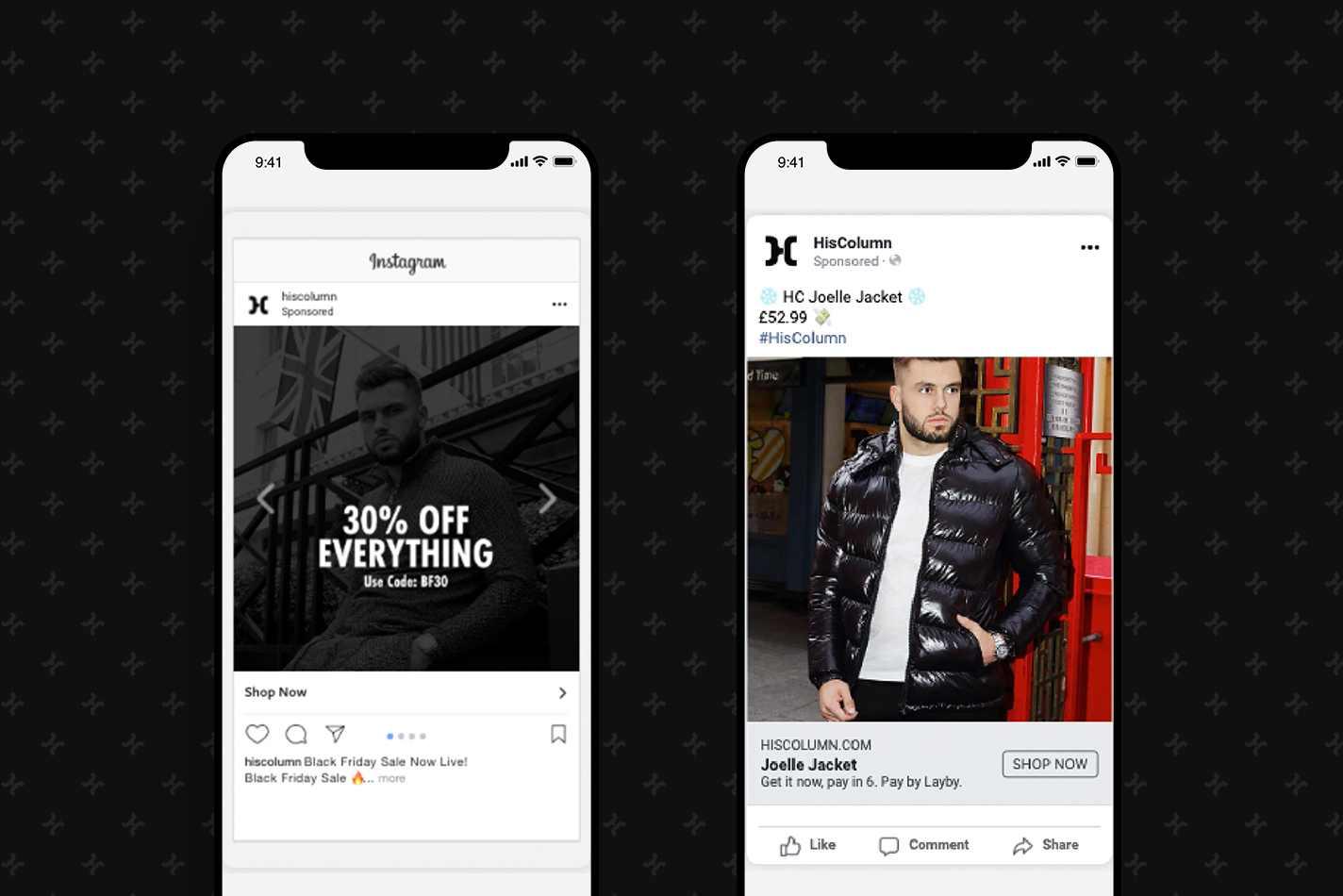 social media advertising for ecommerce from Digital Six